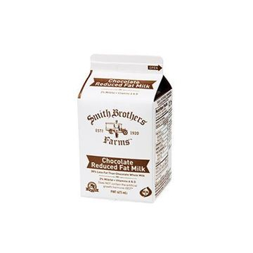 Reduced Fat 2% Chocolate Milk - Pint