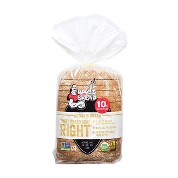 Dave's Killer White Bread - 24 oz.