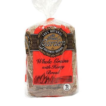 Bread Garden Whole Grain & Honey Bread - 24 oz.