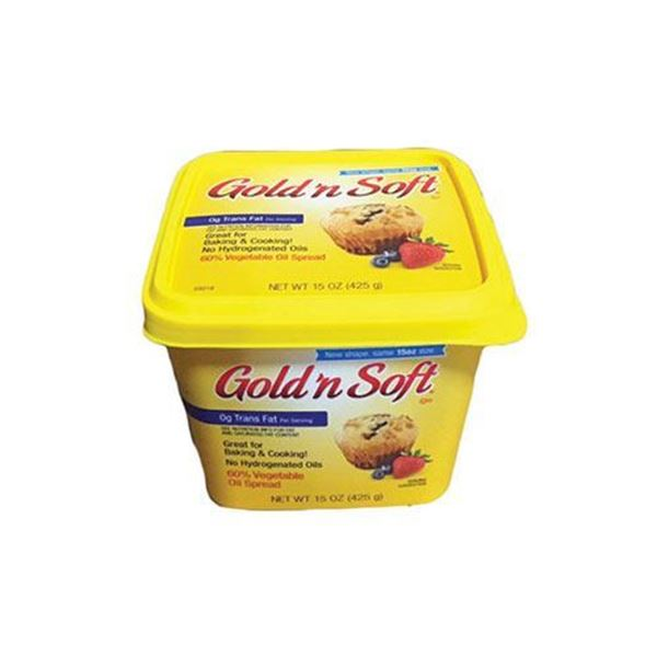 Gold-n-Soft Spread - 15 oz.