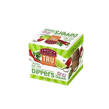 Tru Flavors Fiesta Chili Lime Dippers - 2.5 oz.