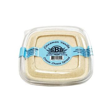 Seattle Bagel Bakery Cinnamon Vanilla Cream Cheese Spread - 9 oz.