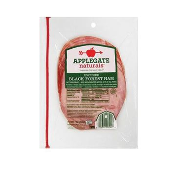 Applegate Naturals Sliced Black Forest Ham