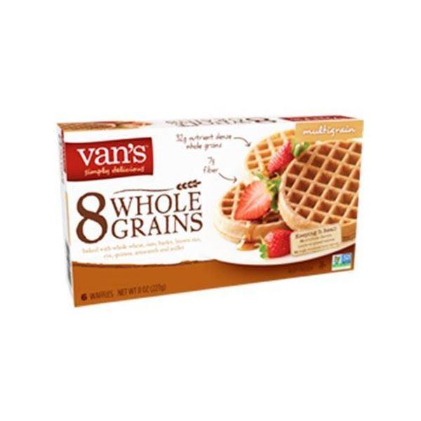 Van's Whole Grain Waffles - 6-pk