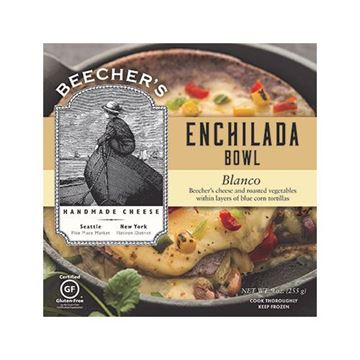 Beecher's Blanco Enchilada Bowl