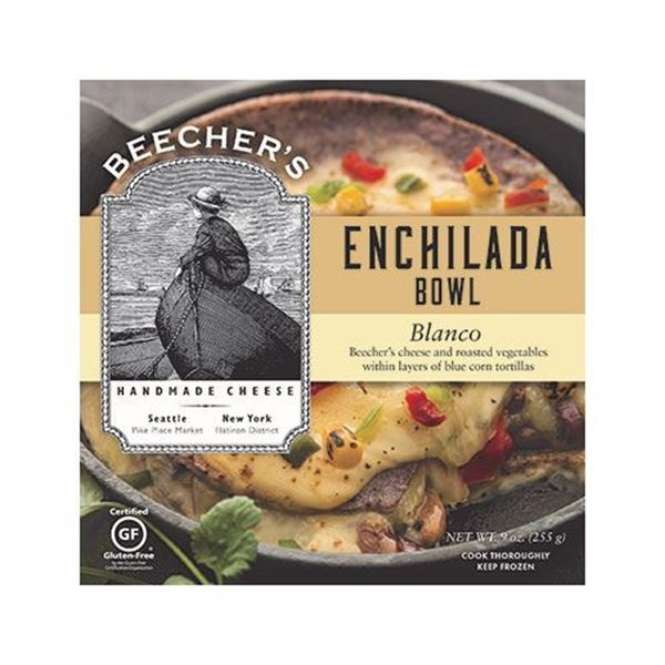 Beecher's Blanco Enchilada Bowl - 9 oz.