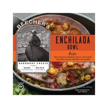 Beecher's Rojo Enchilada Bowl