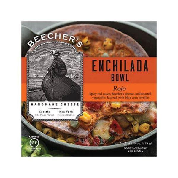 Beecher's Rojo Enchilada Bowl - 9 oz.