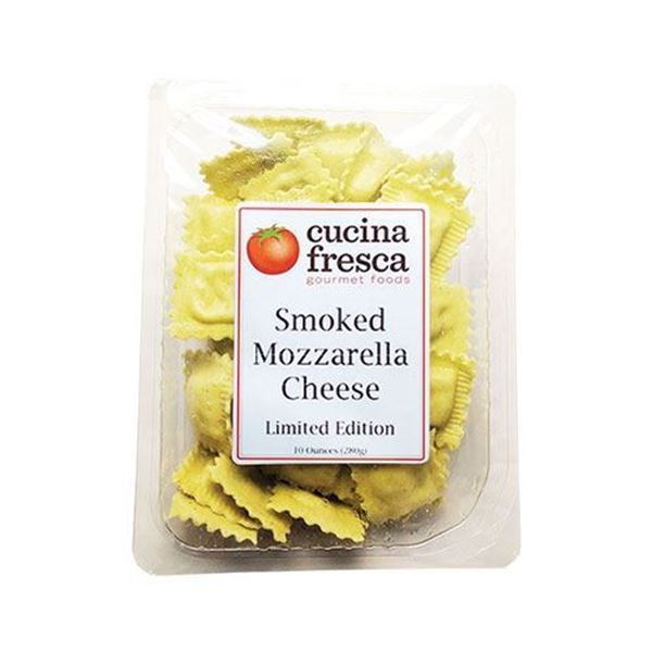 Cucina Fresca Smoked Mozzarella Ravioli - 10 oz.