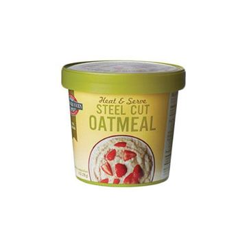 San Gennaro Steel Cut Oatmeal - 8 oz.