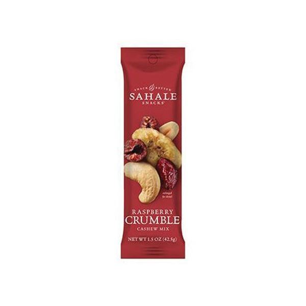 Sahale Snacks Raspberry Crumble Cashew - 1.5 oz.