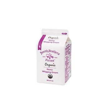 Smith Brothers Farms Organic Whipping Cream