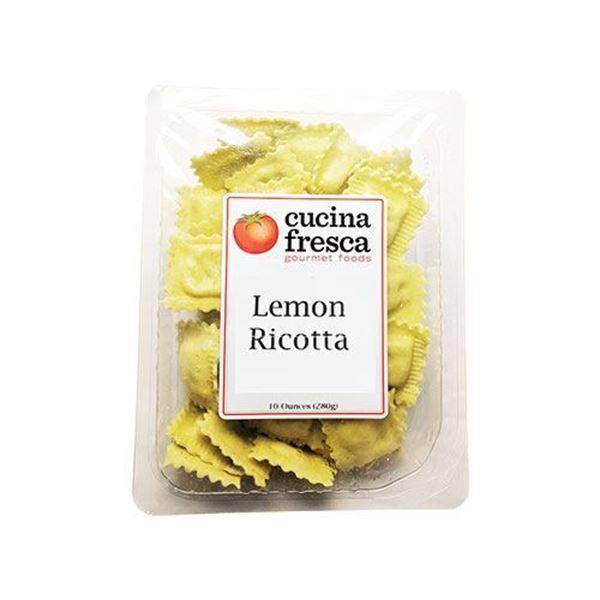 Cucina Fresca Lemon Ricotta Ravioli - 10 oz.