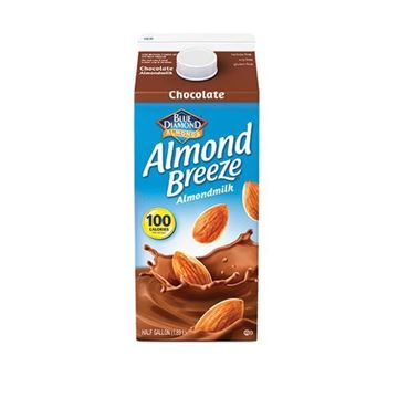 Almond Breeze Chocolate Almond Milk - Half Gallon
