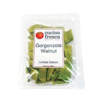 Cucina Fresca Gorgonzola Walnut Ravioli - 10 oz.