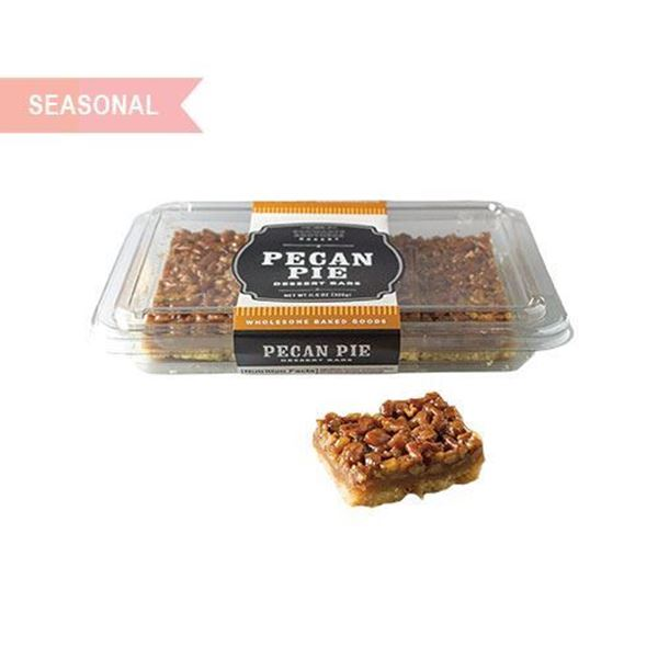 Schwartz Brothers Bakery Pecan Pie Bars - 8-pk
