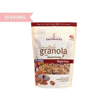 Erin Baker's Maple Pecan Granola - 12 oz.