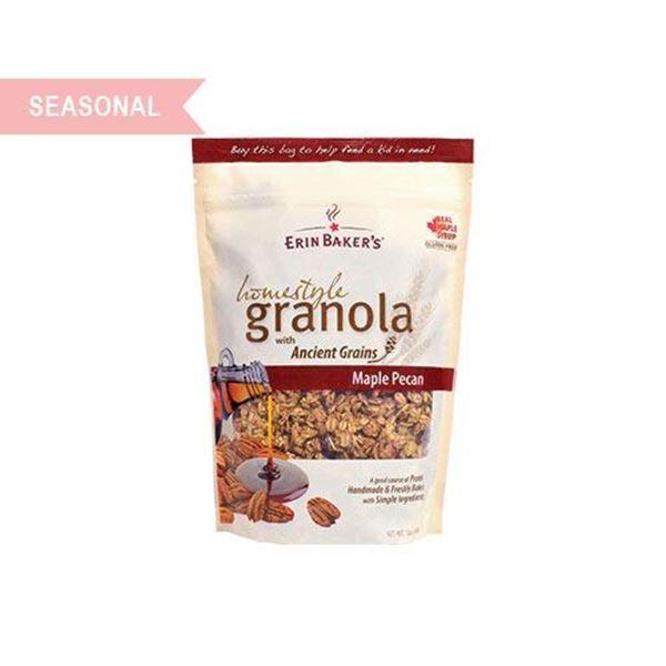 Erin Baker's Maple Pecan Granola - 12 oz.