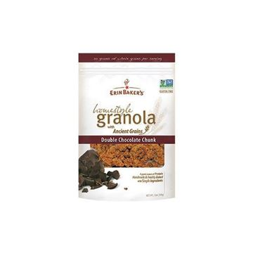 Erin Baker's Double Chocolate Chunk Granola - 12 oz.