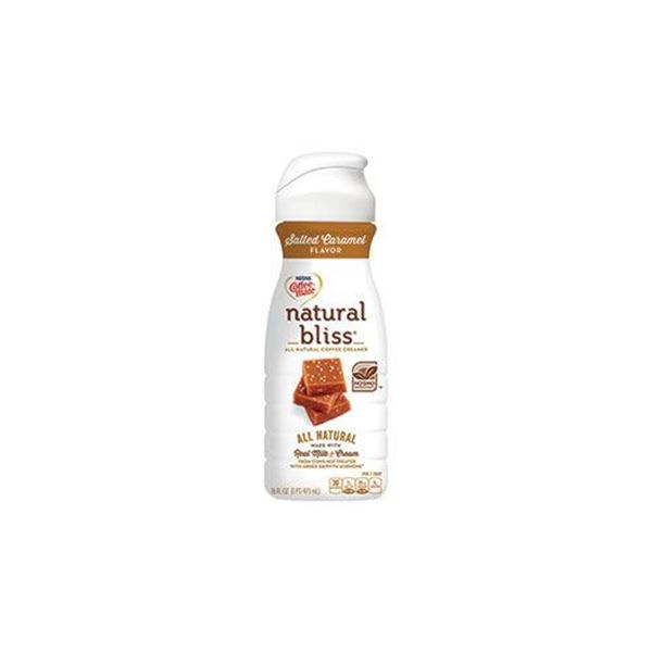 Natural Bliss Salted Caramel Coffee Creamer - 16 oz.