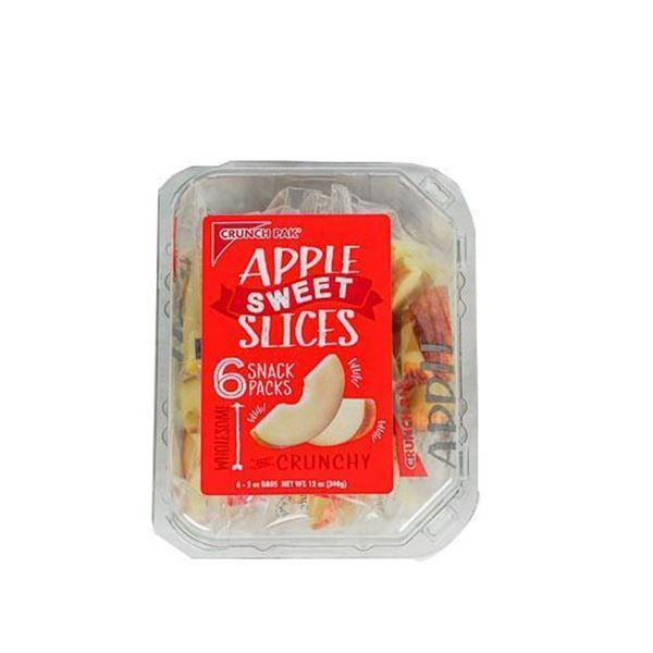 Crunch Pak Apple Slices Snack Pack - 12 oz.