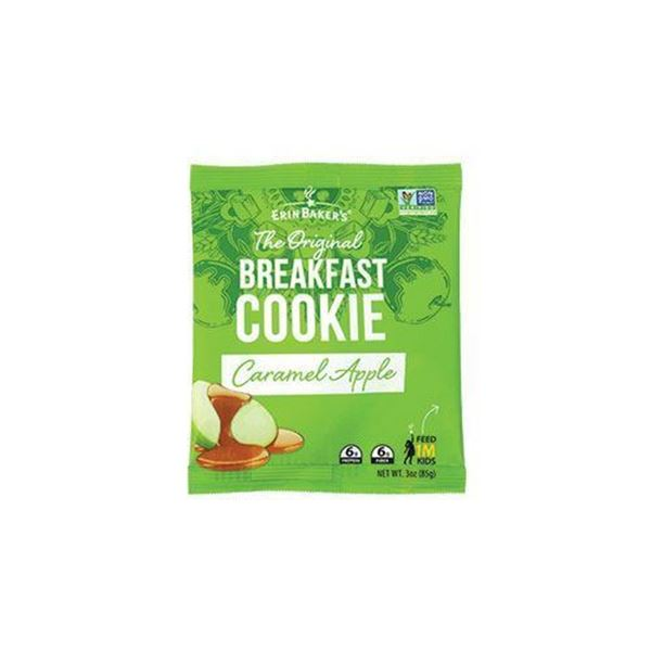 Erin Baker's Caramel Apple Breakfast Cookie - 3 oz.