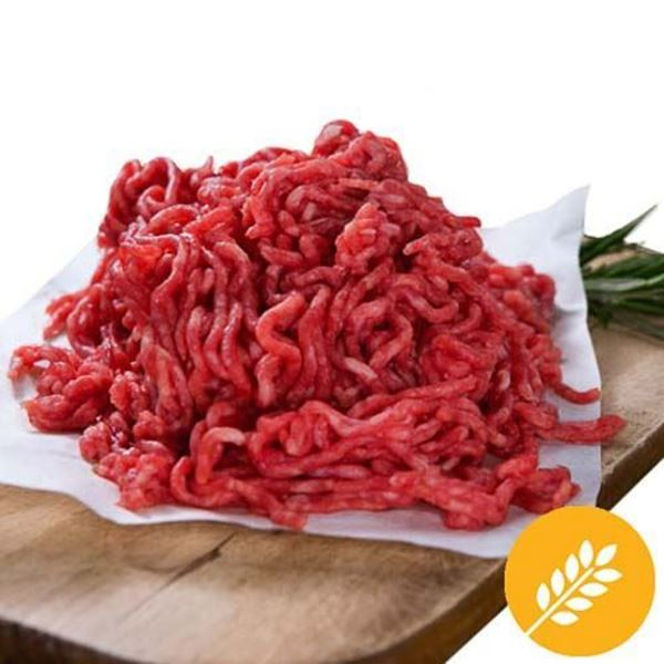 Crowd Cow Grain-Finished Ground Beef - 2 lbs.