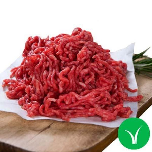 Crowd Cow Grass-Finished Ground Beef - 1 lb.