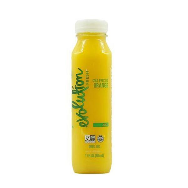 Evolution Fresh Cold-Pressed Orange Juice - 11 oz.