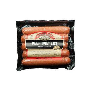 Hempler's All Beef Wieners - 5 pk