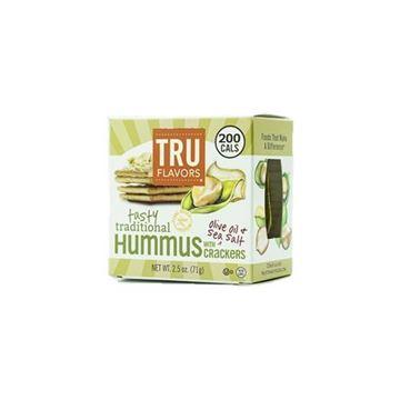 Tru Flavors Hummus & Crackers - 2.5 oz.