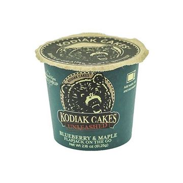 Kodiak Cakes Blueberry and Maple Flapjack Cup - 2.16 oz.