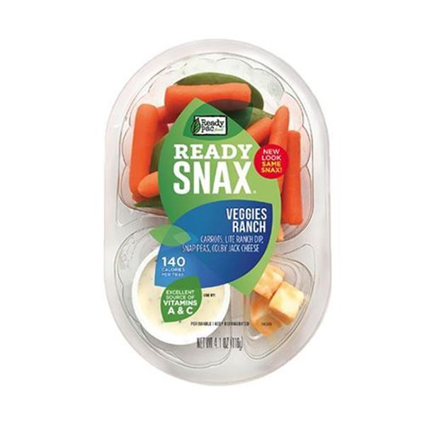 Ready Pac Veggies and Ranch Snacker - 4.1 oz.