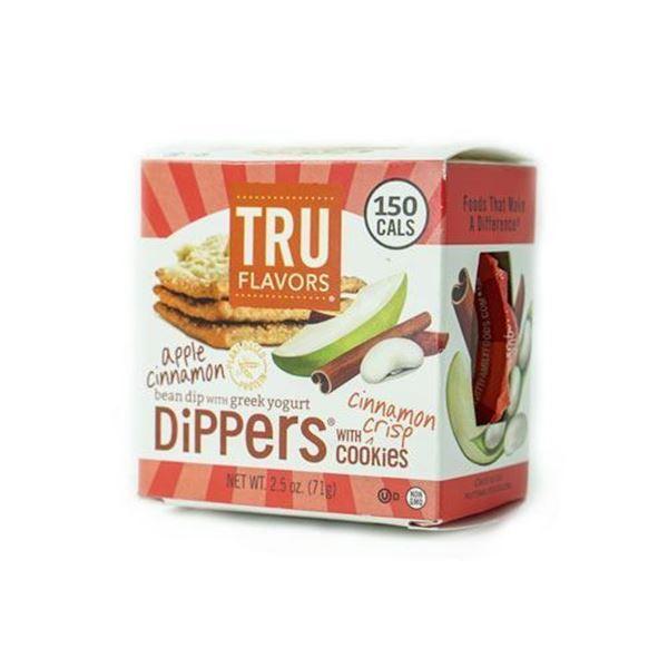 Tru Flavors Apple Cinnamon Dippers - 2.5 oz.