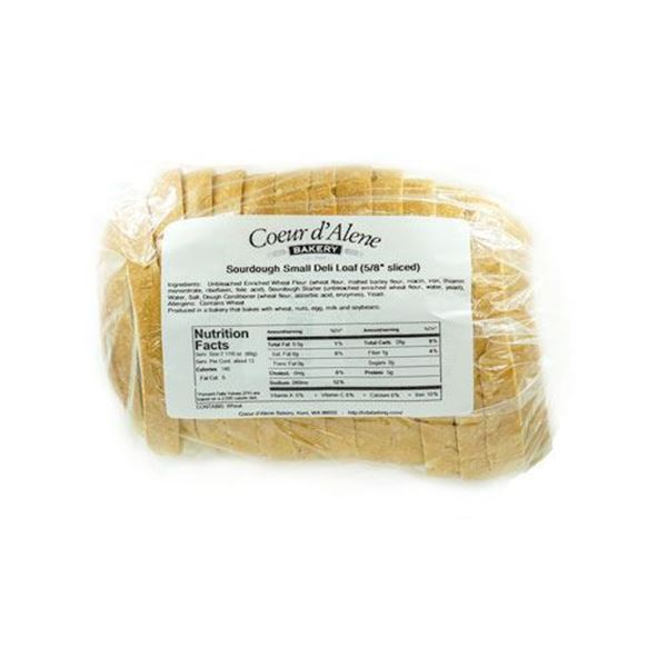 Coeur d'Alene Bakery Sourdough Bread - 27 oz.