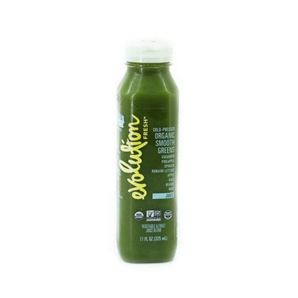 Evolution Fresh Organic Smooth Greens Juice - 11 oz.