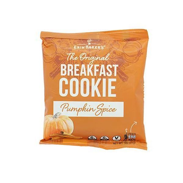 Erin Baker's Pumpkin Spice Breakfast Cookie - 3 oz.