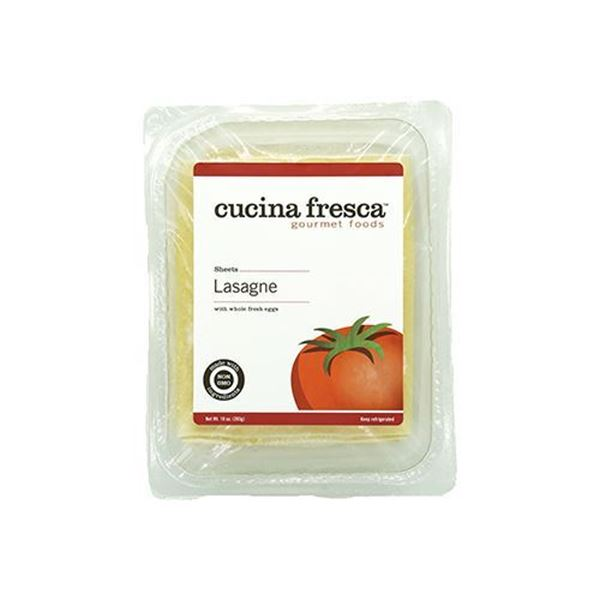 Cucina Fresca Lasagne Sheets - 10 oz.