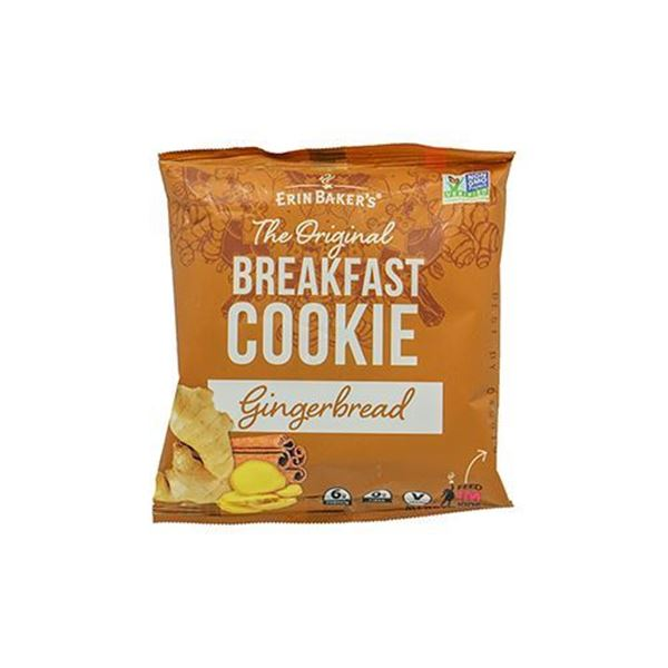 Erin Baker's Gingerbread Breakfast Cookie - 3 oz.