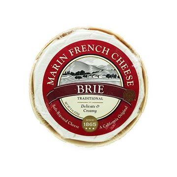 Marin French Cheese Traditional Brie – 8 oz.