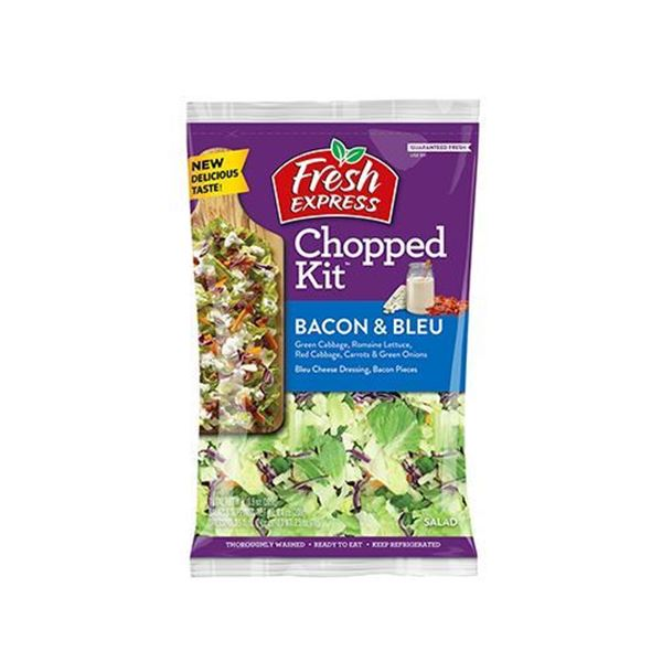 Fresh Express Bacon and Bleu Chopped Salad Kit - 10.6 oz.