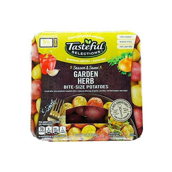 Tasteful Selections Garden Herb Potatoes - 16 oz.