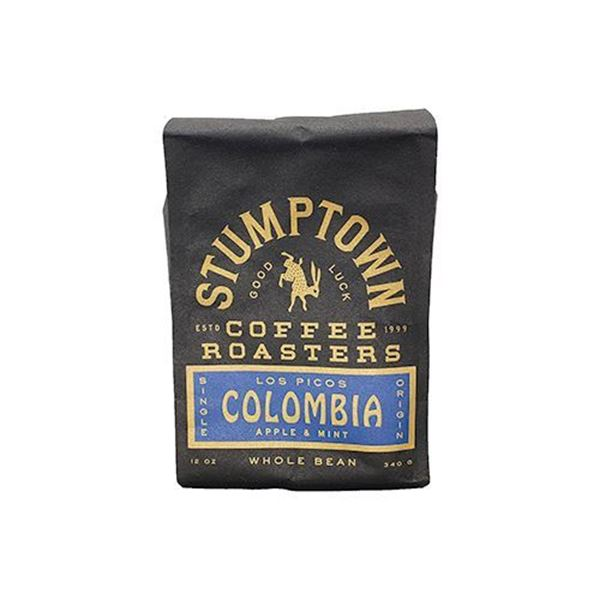 Stumptown Colombia Los Picos Whole Bean Coffee - 12 oz.