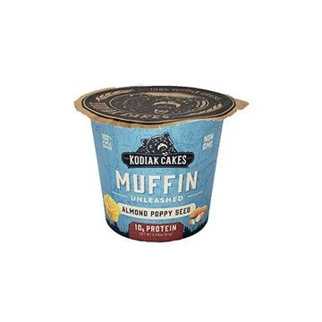 Kodiak Cakes Almond Poppy Seed Muffin Cup - 2.29 oz.