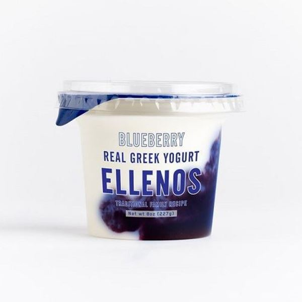 Ellenos Blueberry Greek Yogurt - 8 oz.