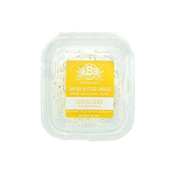 Seattle Bagel Bakery Garlic Parmesan Butter - 3 oz.