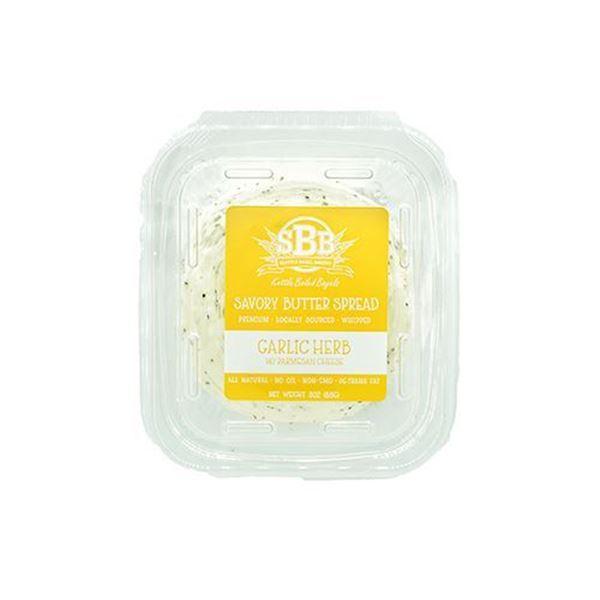 Seattle Bagel Bakery Garlic Parmesan Butter - 3 oz.