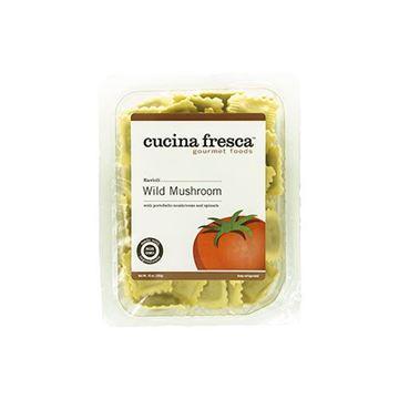Cucina Fresca Wild Mushroom Ravioli - 10 oz.