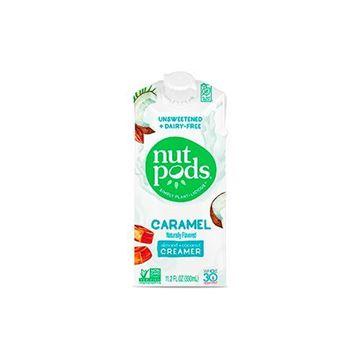 Nutpods Caramel Non-Dairy Creamer - 11.2 oz.