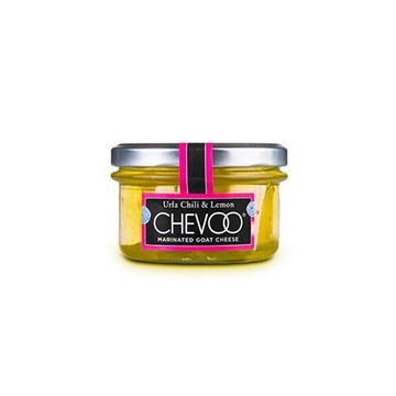 Chevoo Urfa Chili & Lemon Goat Cheese – 6 oz.